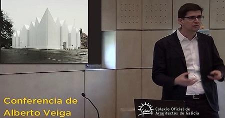 Conferencia de Alberto Veiga
